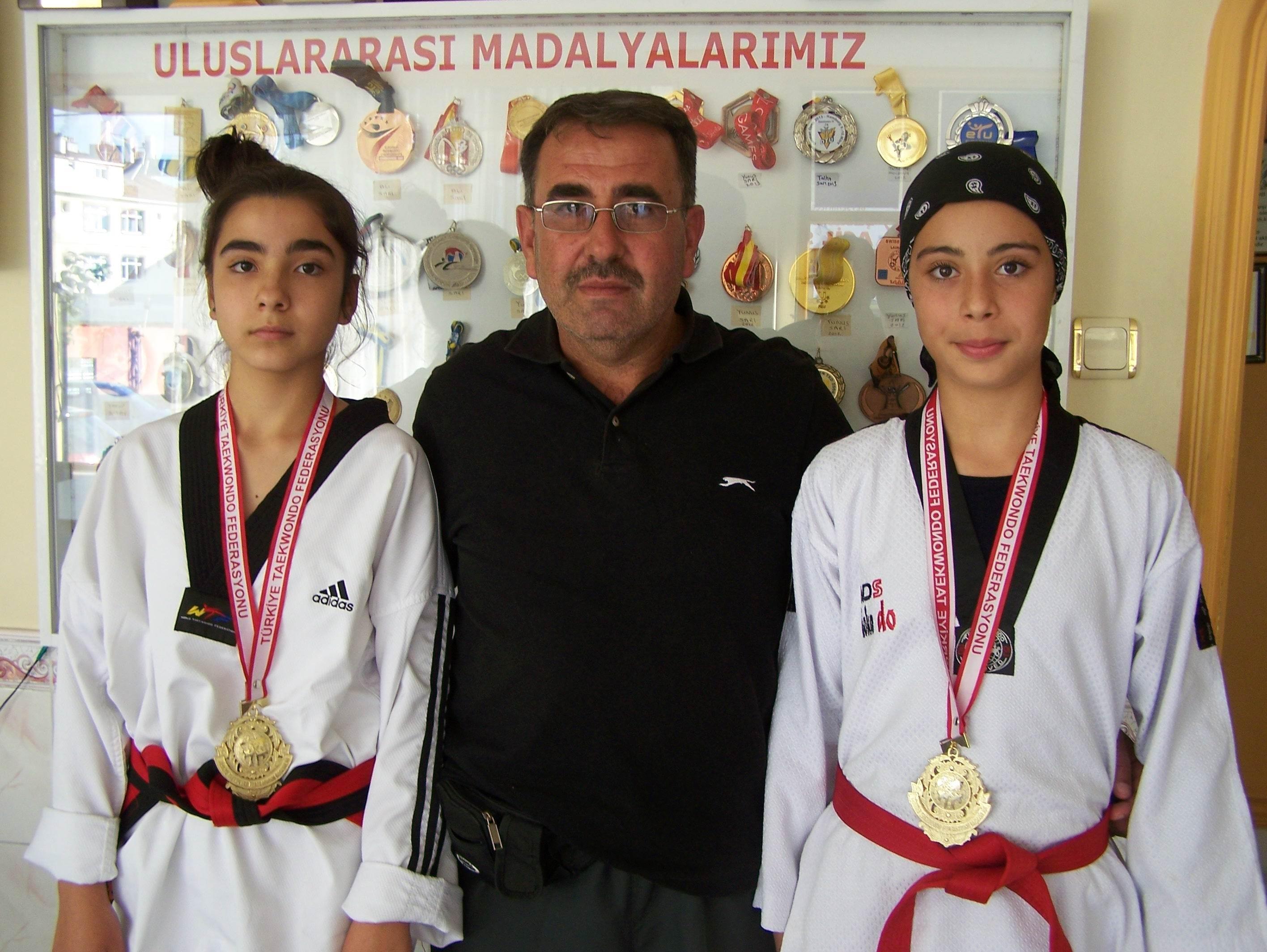 Beyşehirli sporcular Türkiye şampiyonu oldu