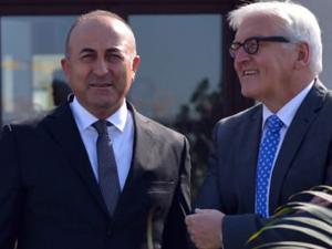 Çavuşoğlu: Hepsi Türkiyeye tehdit