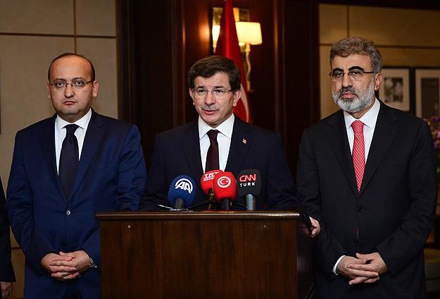 IŞİDin elindeki Türk vatandaşları kurtarıldı