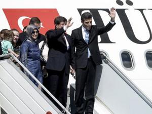 Rehinelerin Başbakan Davutoğlundan tek isteği