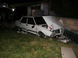 Kuluda trafik kazası: 1 yaralı