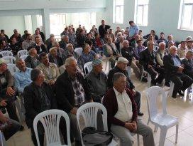 Beyşehirde mahalle toplantıları başladı