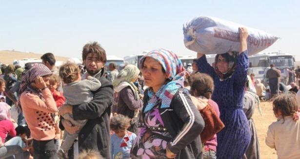 Türkiyeye giren Suriyeli sayısı açıklandı