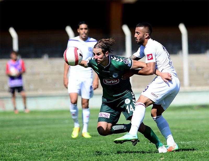 Torku Konyaspor zorla üst tura atladı!
