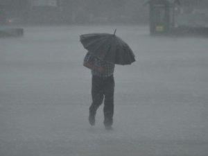 11 ile kuvvetli yağış uyarısı