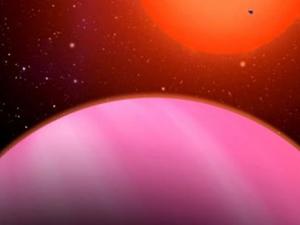 Yeni bir gezegende su bulundu
