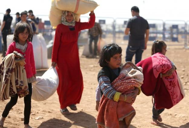 Türkiyeye sığınan Suriyeli Kürtlere BM desteği