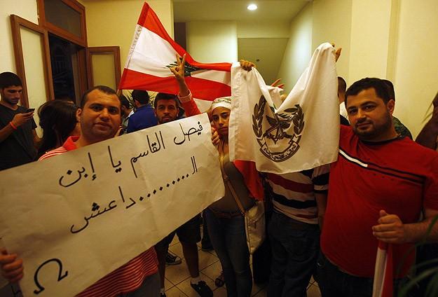 Lübnanda El-Cezireye baskın girişimi