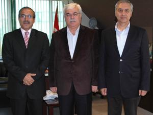 Irak Türkmenlerinden Kombassan'a ziyaret