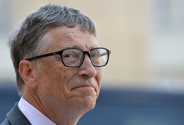 Bill Gates 21 yıldır ABDnin en zengini