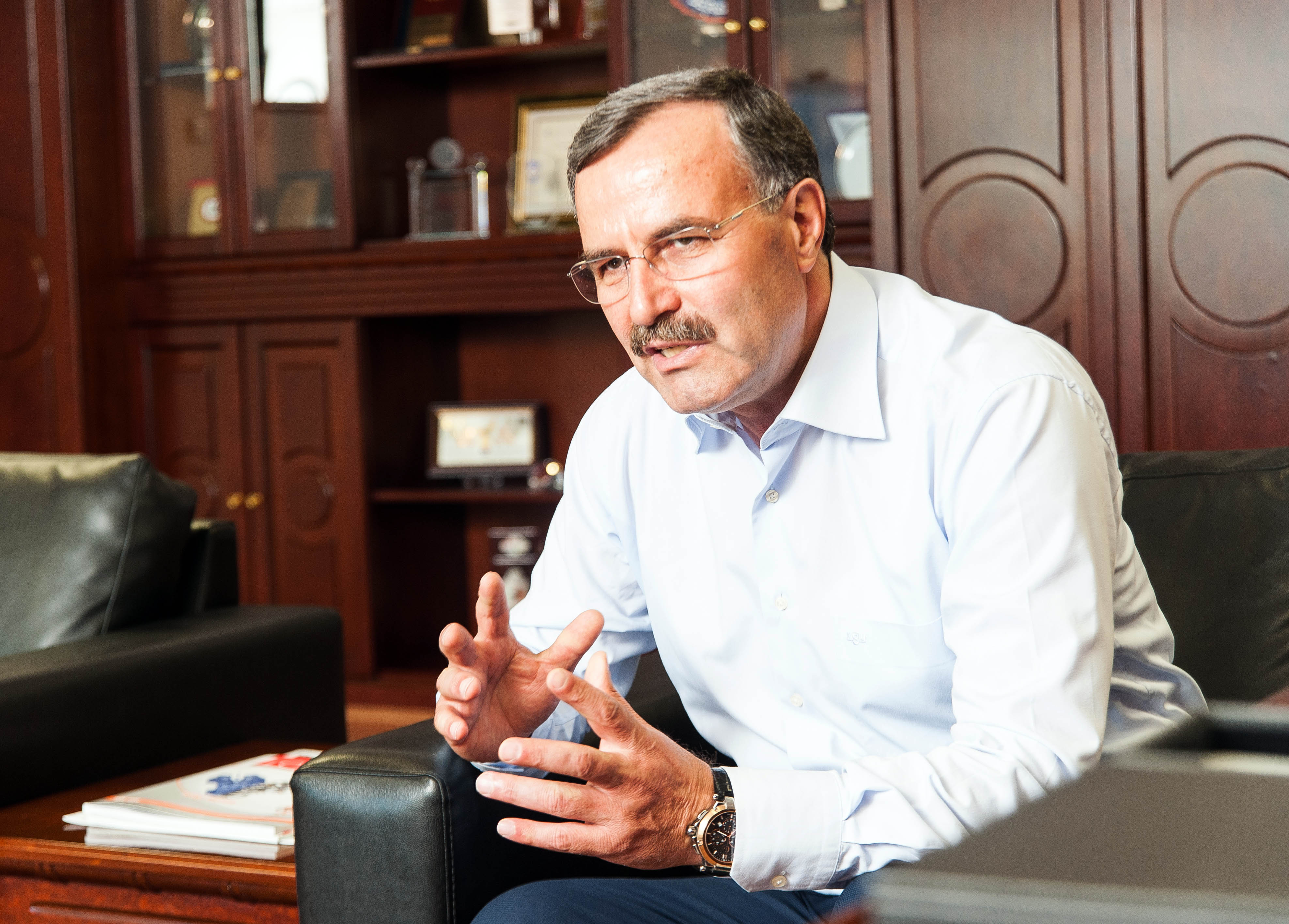 KSO'dan Konya Milletvekili Özkul'a Tebrik