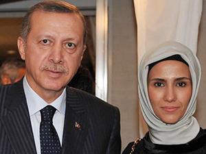 Sümeyye Erdoğan AK Partideki görevini bıraktı