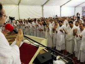 Arafatta vakfe duası