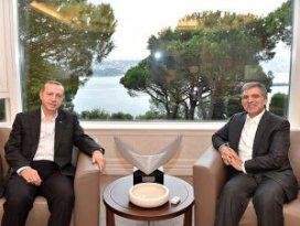 Erdoğandan Güle bayram ziyareti