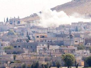 Kobanide sokak savaşı
