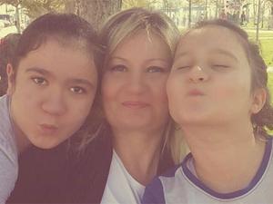 İkiz kızlarıyla ölüme giden annenin son mesajı