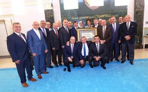 AK Parti İl Başkanlığı'nda Konya zirvesi