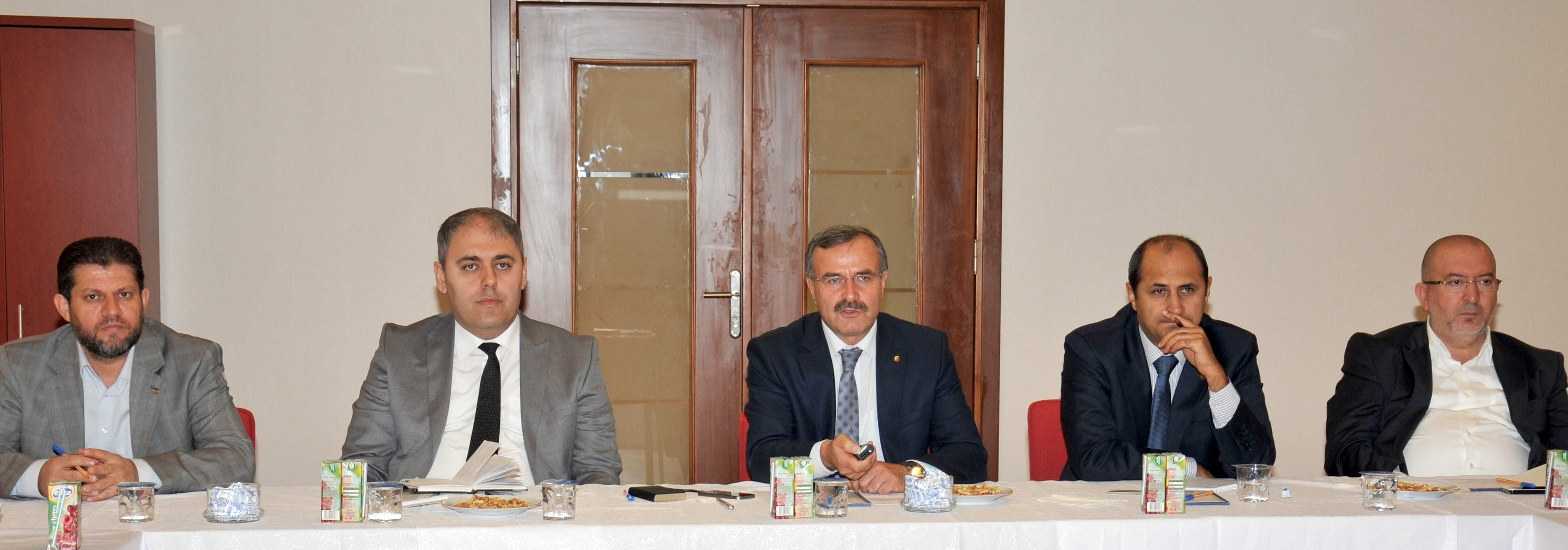 KSOda Konya sanayisi masaya yatırıldı