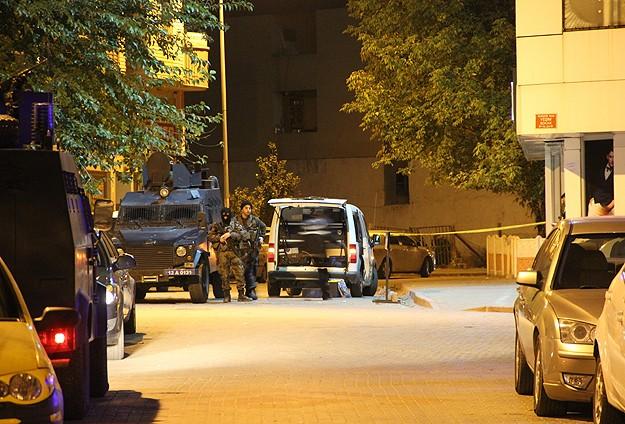 Bingölde silahlı saldırı: 2 şehit