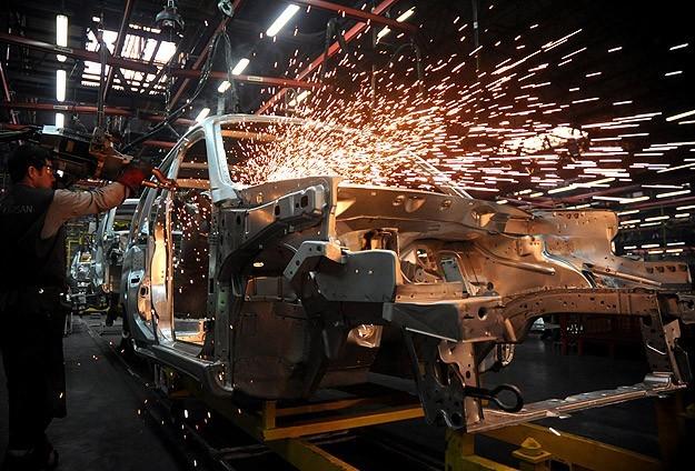 Sanayi üretimi 21 ayın en yüksek artışı