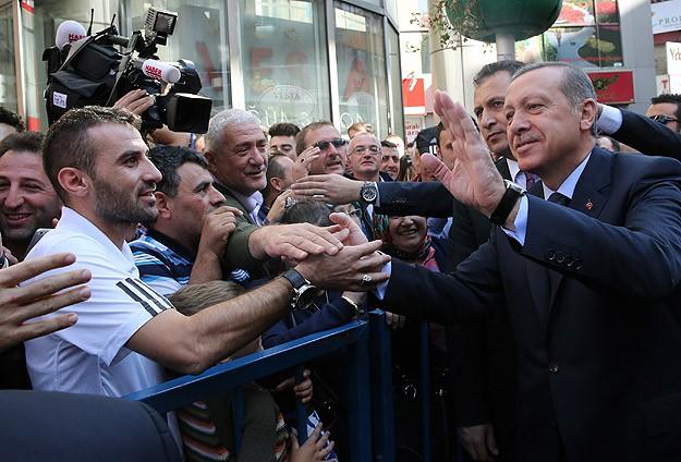 Türkiye çatışmaların hiçbirinde taraf değildir