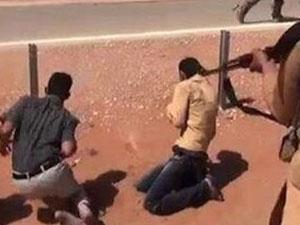 IŞİD 5 kişiyi daha infaz etti!