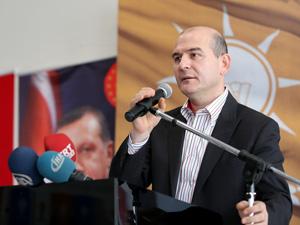 AK Parti Genel Başkan Yardımcısı Soylu Konyada