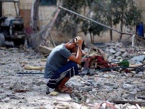 İsrailin Gazzeye ablukası gayrimeşrudur