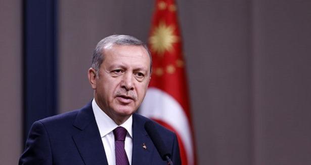 Erdoğandan okul yakanlara tepki