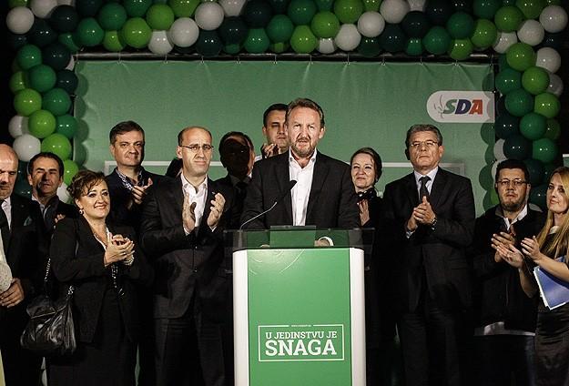 Bosnada lider güç biz olacağız