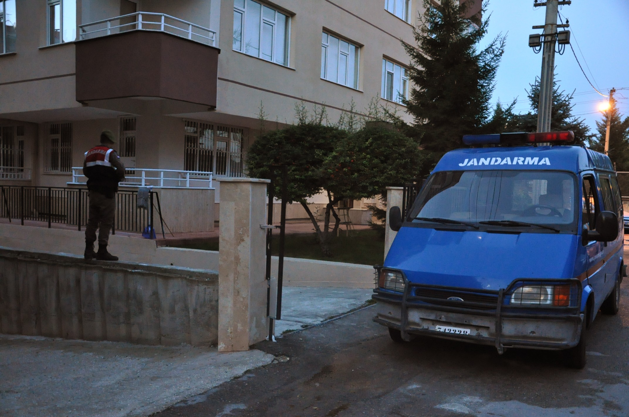 Konyada suç örgütü operasyonu