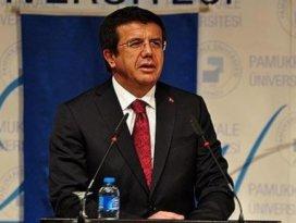 Zeybekci: Dünya ticaretinde Türkiye yer alacaktır