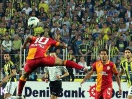 Fenerbahçe Galatasaraya 22 fark attı