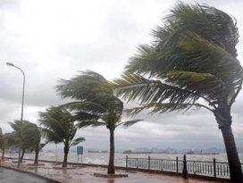 Antalya için kuvvetli rüzgar ve fırtına uyarısı
