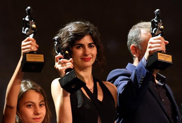 Altın Portakal ödülleri verildi