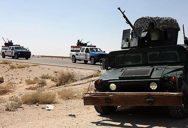Irakta 45 IŞİD militanı öldürüldü
