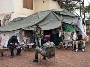Anti-Balaka kaçırdığı askeri serbest bıraktı