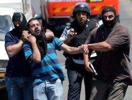 İsrailin Filistinlilere yönelik gözaltıları sürüyor