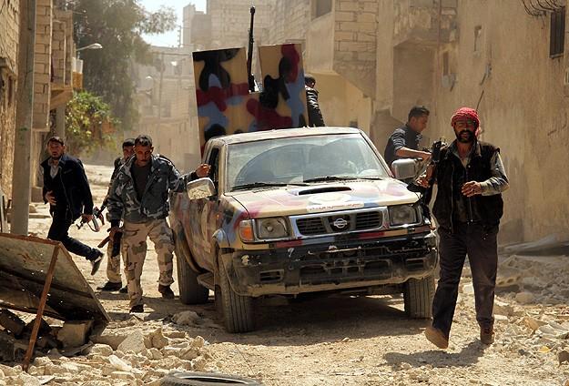 ÖSO Kobaniye asker gönderiyor