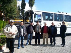 Akademisyenler Beyşehir'i gezdi