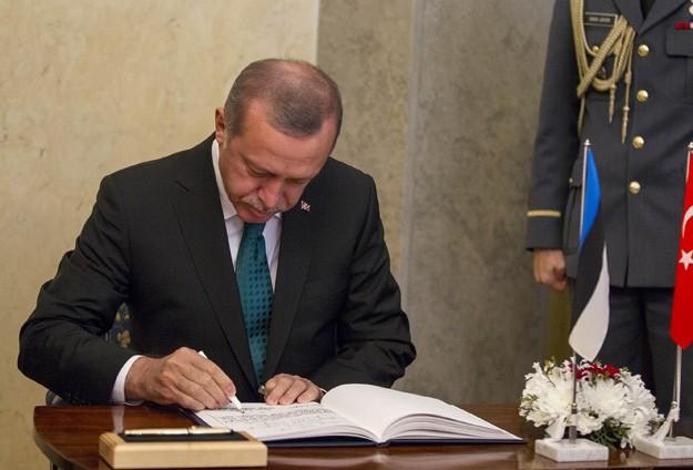Erdoğan HSYK üyelerini seçti