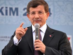 Ahmet Davutoğlunun 3 şehide 3 PKKlı öfkesi