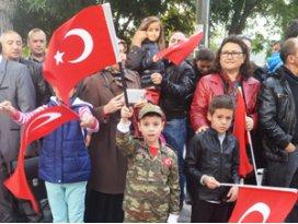Konyada Cumhuriyet Bayramı coşkuyla kutlandı