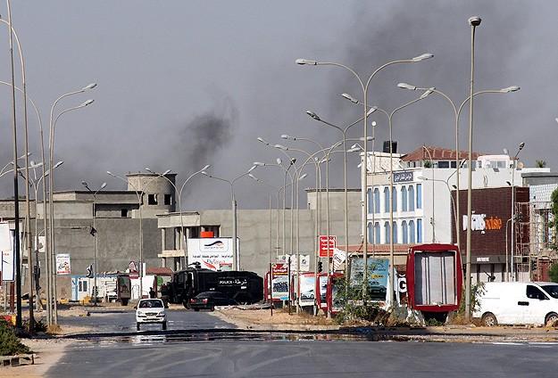 Bingazide çatışma: 16 ölü