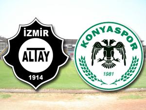 Torku Konyaspor İzmirde güldü