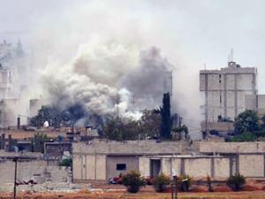 Suriyeyi bu salaklara verecek değiliz