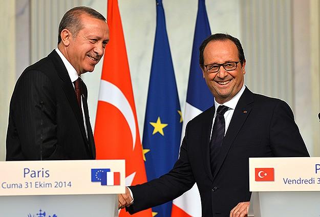 Fransadan Türkiyenin üç şartına destek