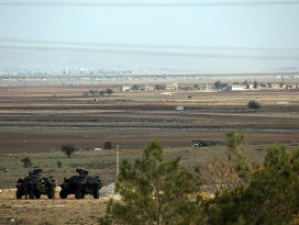 Kobanideki çatışmaların şiddeti azaldı