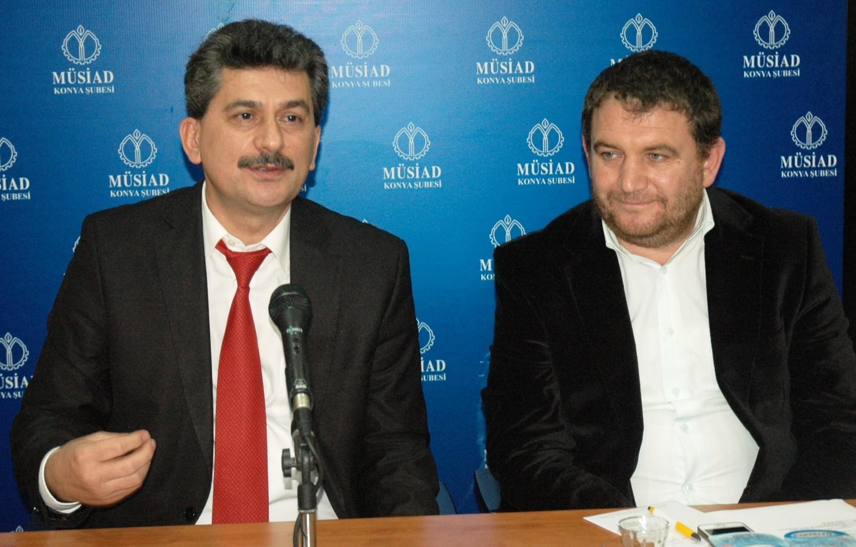 MÜSİADın gündemi Türk Kültür Dünyası