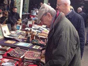 Rahmi Koç bit pazarında